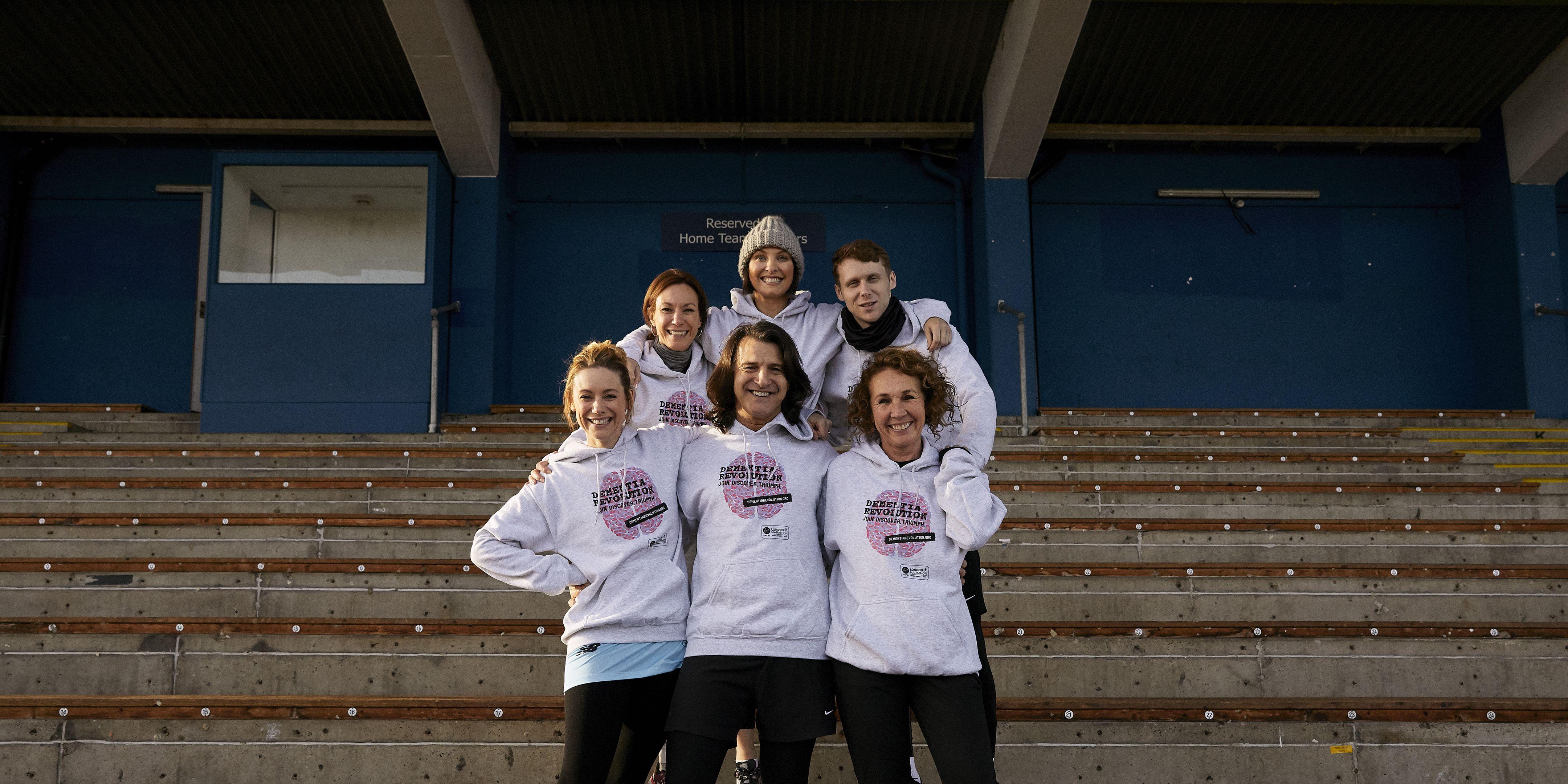 Eastenders stars to run London Marathon