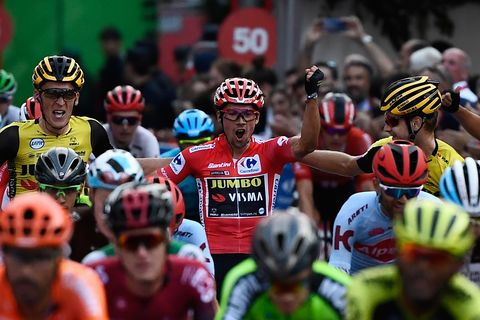 Vuelta a Espana 2019 Results