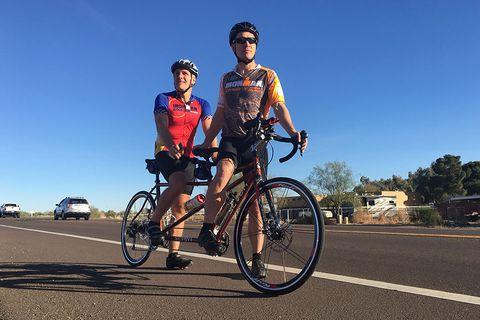 Team Sea to See - Race Across America