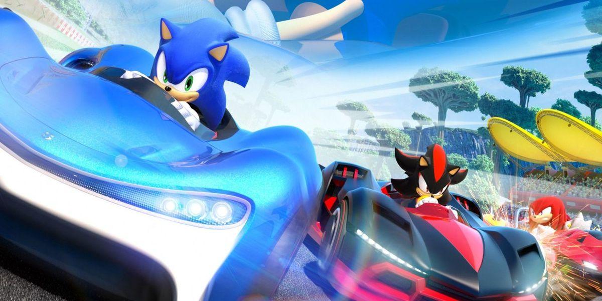 Resultado de imagen de team sonic racing
