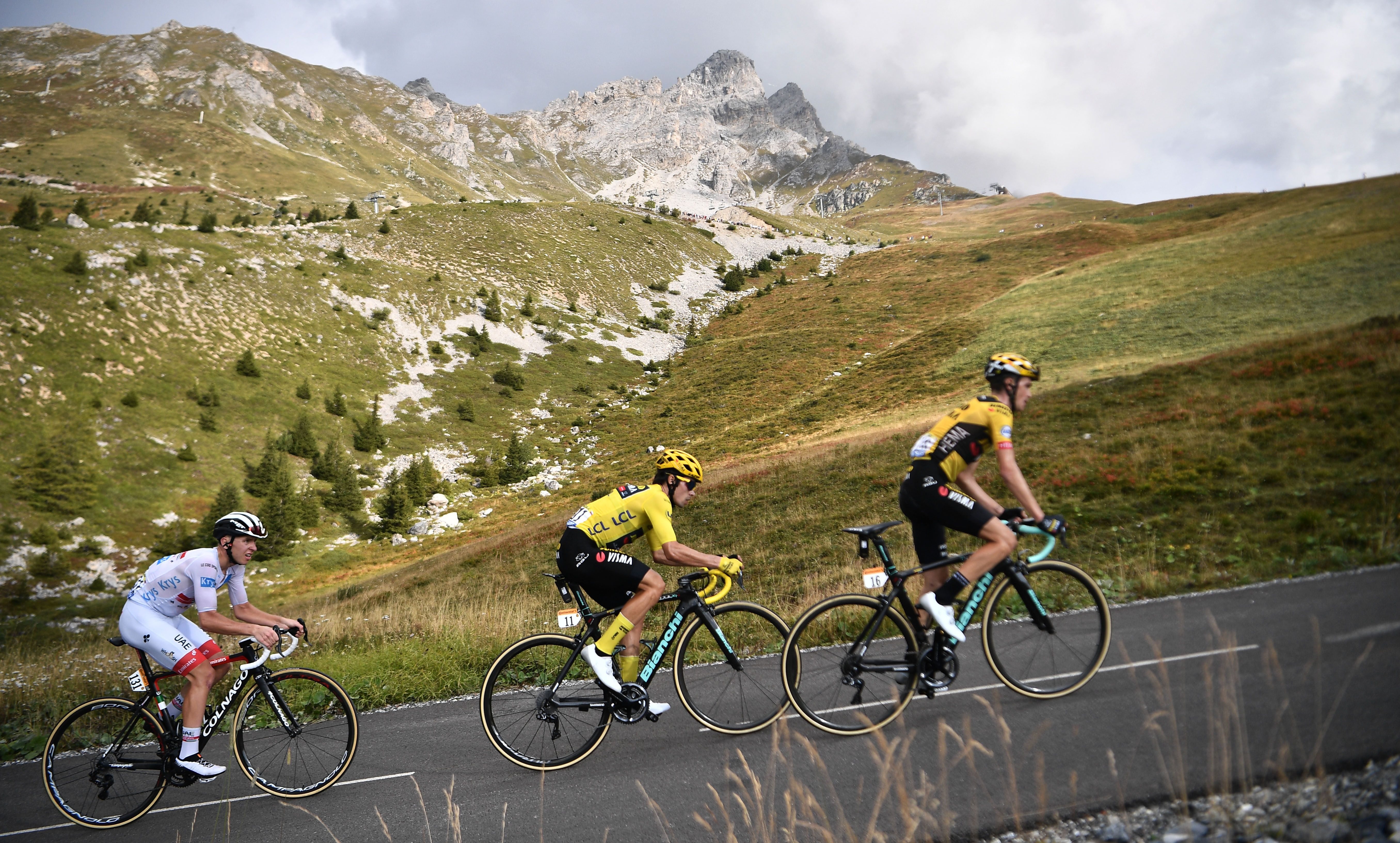 Tour De France 2020 Stage 18 Preview And Map