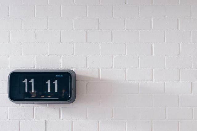 orologi digitali da parete