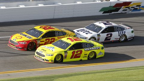 AUTO: FEB 11 Monster Energy NASCAR Cup Series - Advance Auto Parts Clash