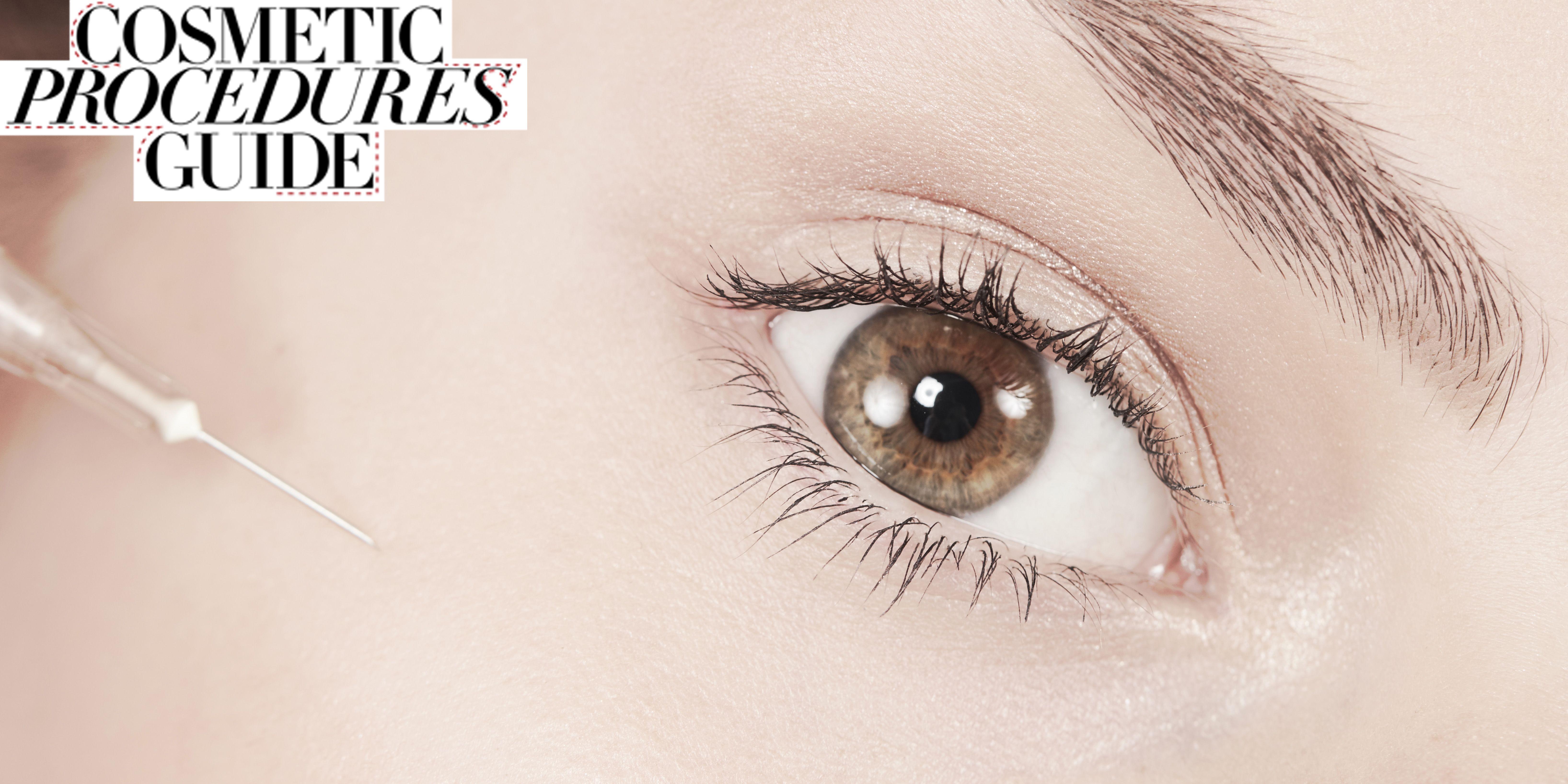 Non Surgical Eye Bag Removal
