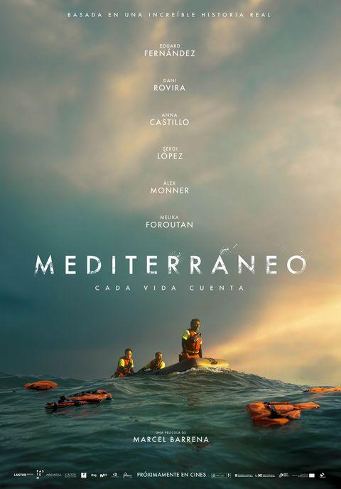 "cartel de ""mediterráneow"