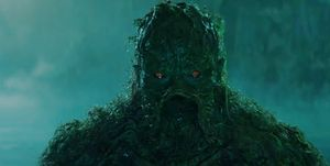 teaser trailer swamp thing cosa del pantano