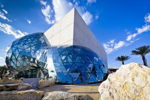 Teatro Museo de Dalí en Florida