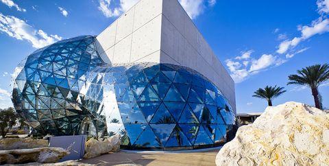 Teatro Museo Dalí en Florida