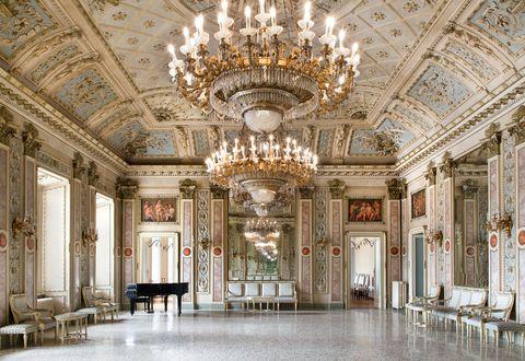 Teatro Sociale Como_Sala Bianca