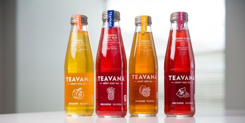 Starbucks Teavana Teas Are Being Sold In Grocery Stores And