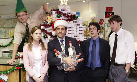 Image result for The Office: Christmas Party