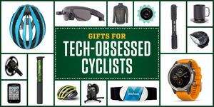 Gifts for Tech-Obsessed Cyclists
