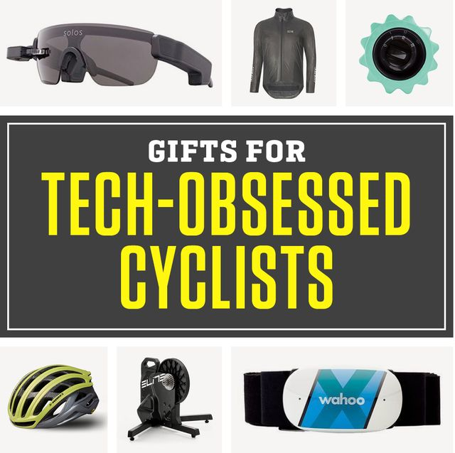24 Awesome Gifts for Tech-Obsessed Cyclists