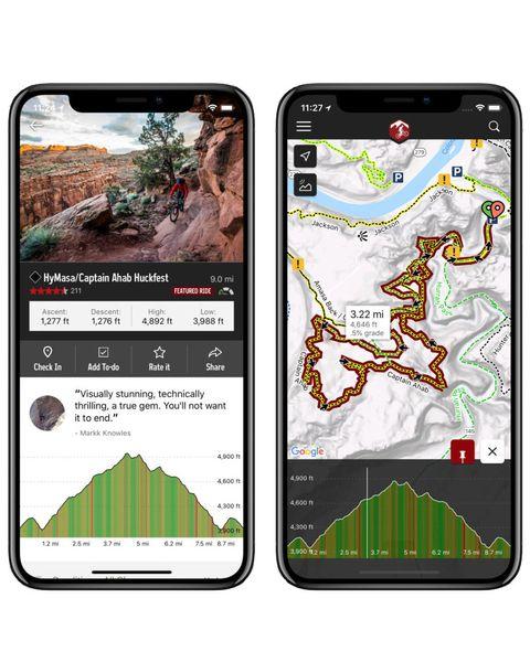 MTB Project iPhone App