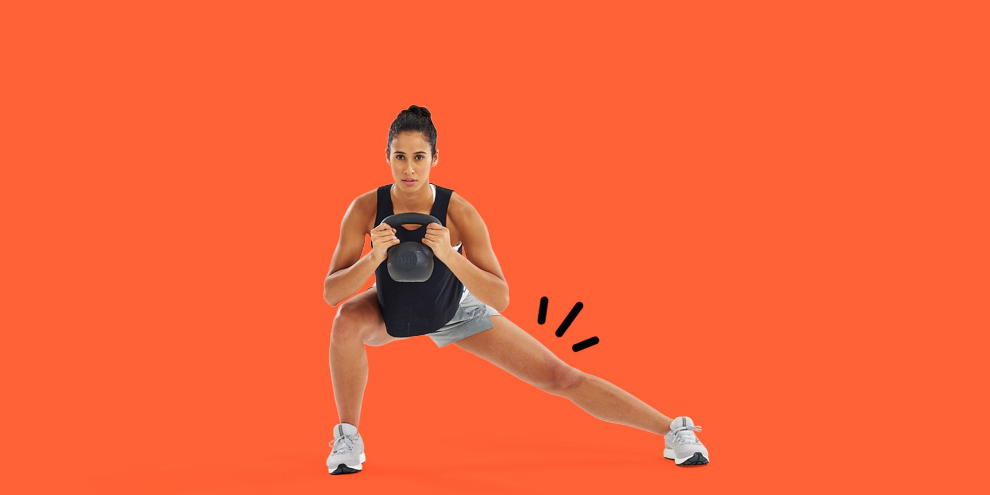 Cossack squat: sculpt glutes and thighs with this one powerful move
