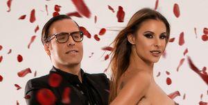 Techi Cabrera se desnuda para Primera Línea con Torito