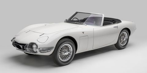 Land vehicle, Vehicle, Car, Coupé, Sports car, Convertible, Toyota 2000gt, Classic car, Sedan, Toyota,
