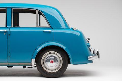 Land vehicle, Car, Vehicle, Classic car, Blue, Motor vehicle, Antique car, Vintage car, Coupé, Classic,