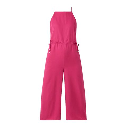 ted baker jumpsuit in fuchsia