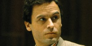 Ted Bundy pictured 1979