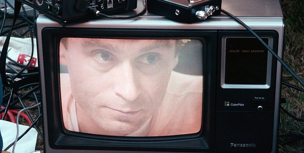 Ted Bundy's Image on Television