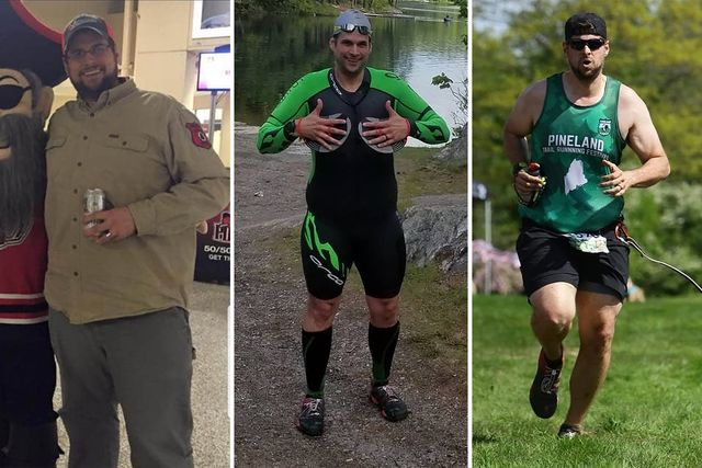 ted clark how running changed me