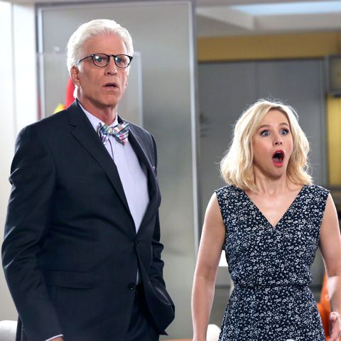 """The Good Place's final season will have """"ultimate mic drop"""" guest star"""