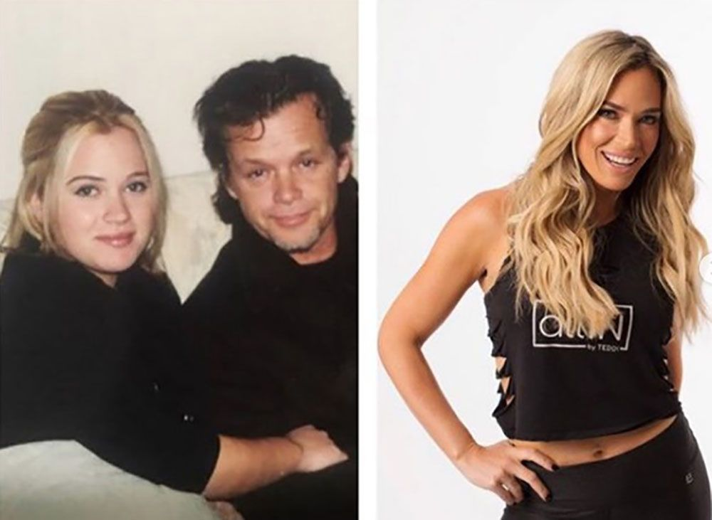 Teddi Mellencamp Posts New Weight-Loss Photo With A Powerful Message About 'Hiding'