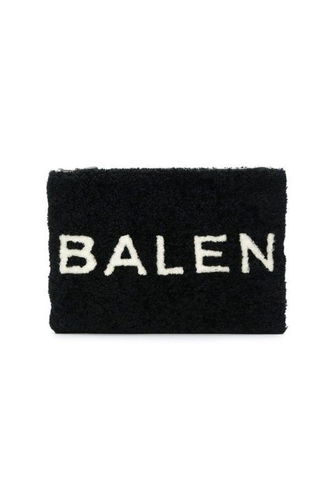 Black, Label, Font, Fashion accessory, Rectangle, Brand,