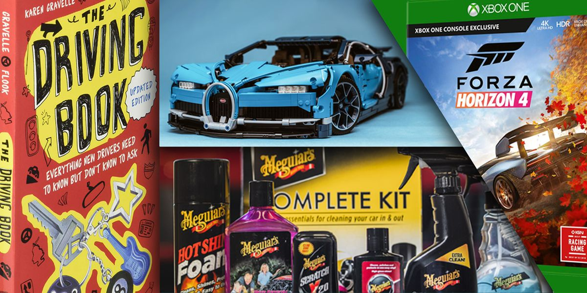Best Gifts for Car-Obsessed Teens