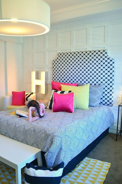 14 Cool Teen Bedroom Ideas - Modern Teen Bedroom Decor