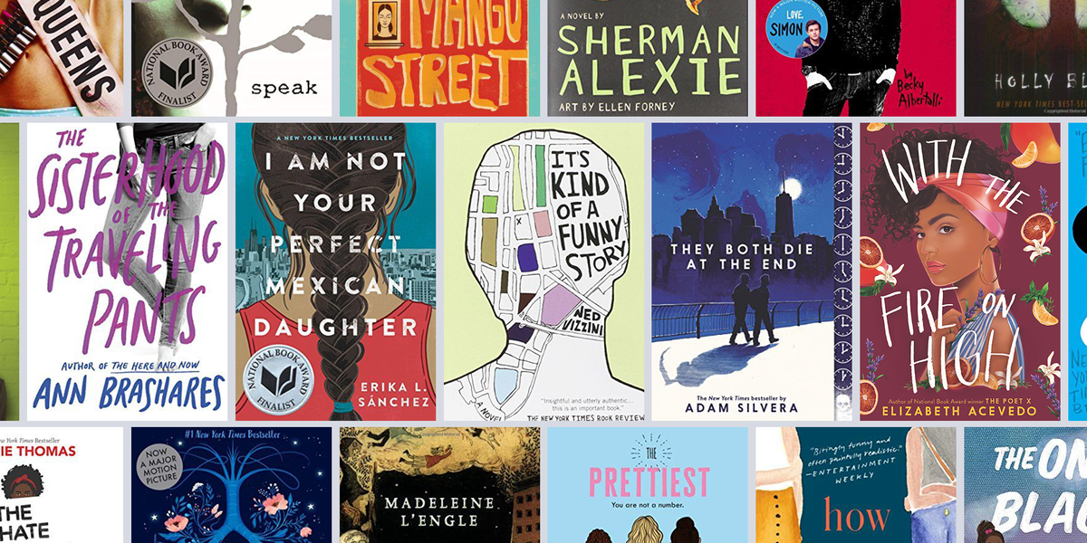 30 Books for Teens - Young Adult Books Every Girl Should Read