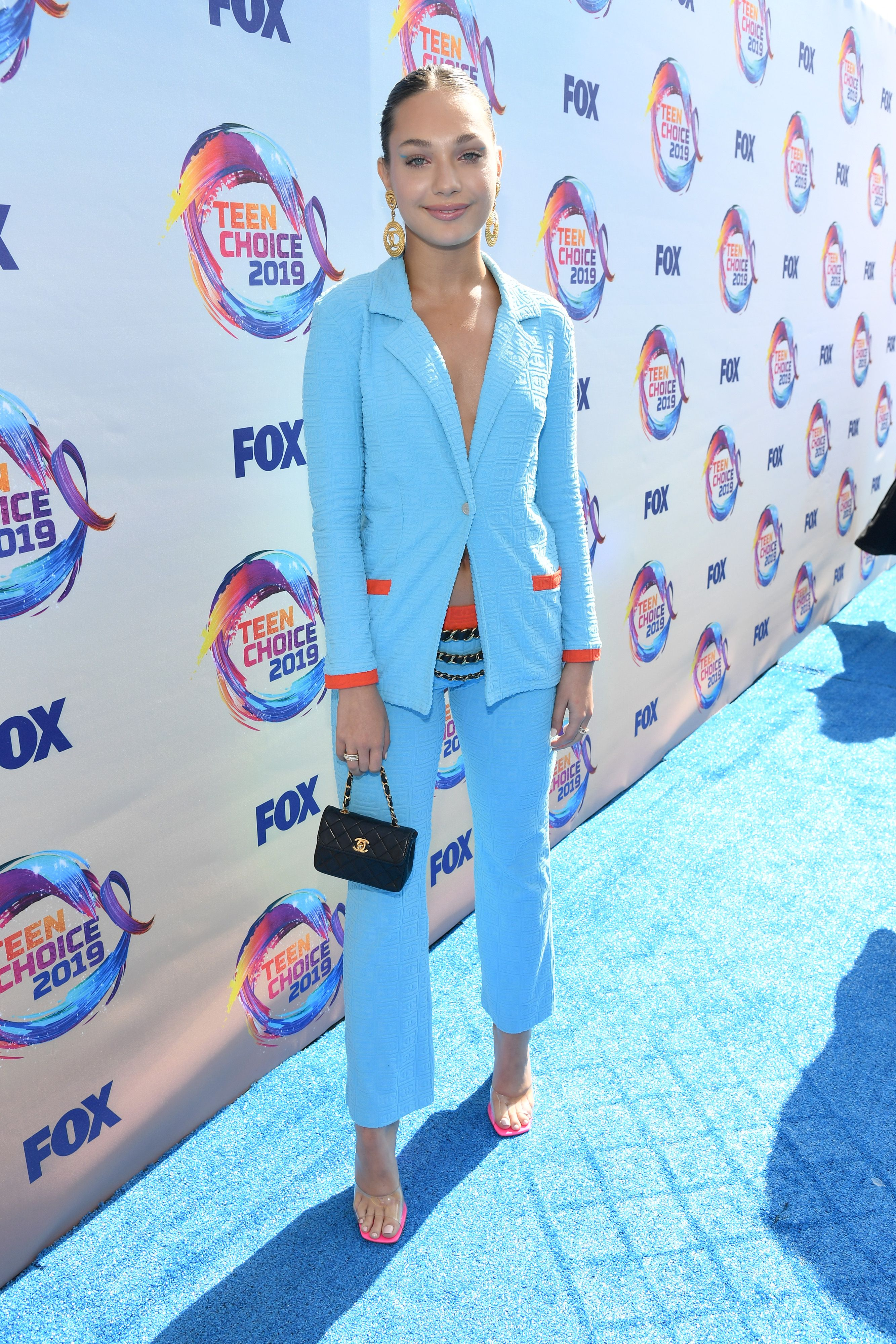 Teen Choice Awards 2019 Red Carpet: Best Dressed Celebrities