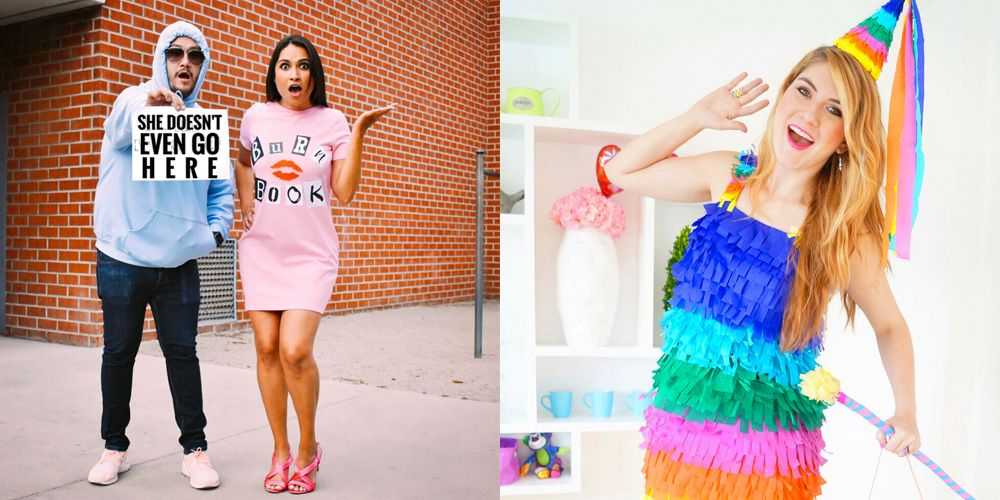 25+ Cute Teen Halloween Costumes 2019 , Cool Costume Ideas