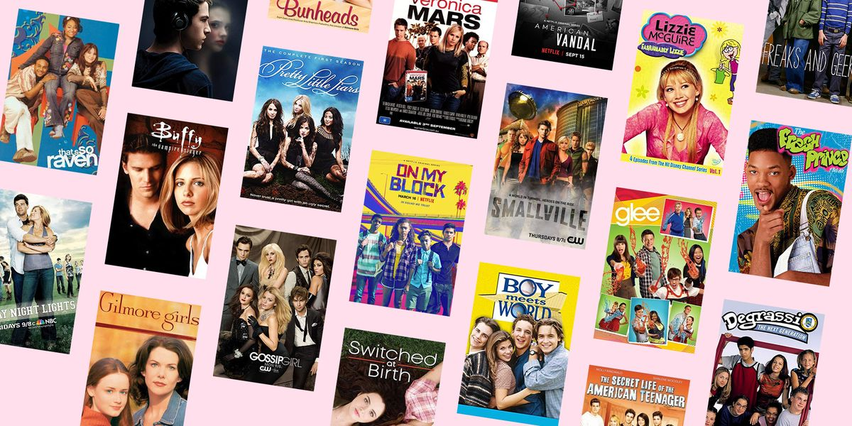 20 Best Teen TV Shows of All Time That You Need to Watch ASAP
