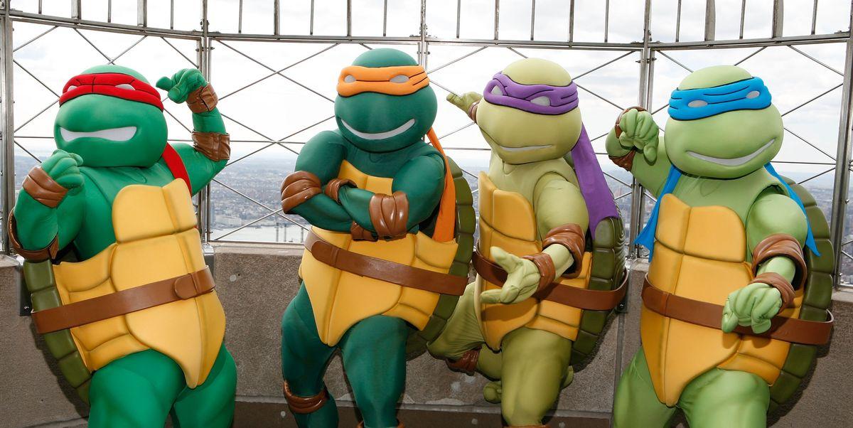The Original Teenage Mutant Ninja Turtles Is Hosting A Virtual Pizza Party
