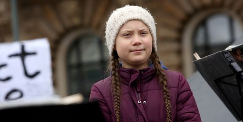 Greta Thunberg discorso sindrome asperger candidata nobel pace