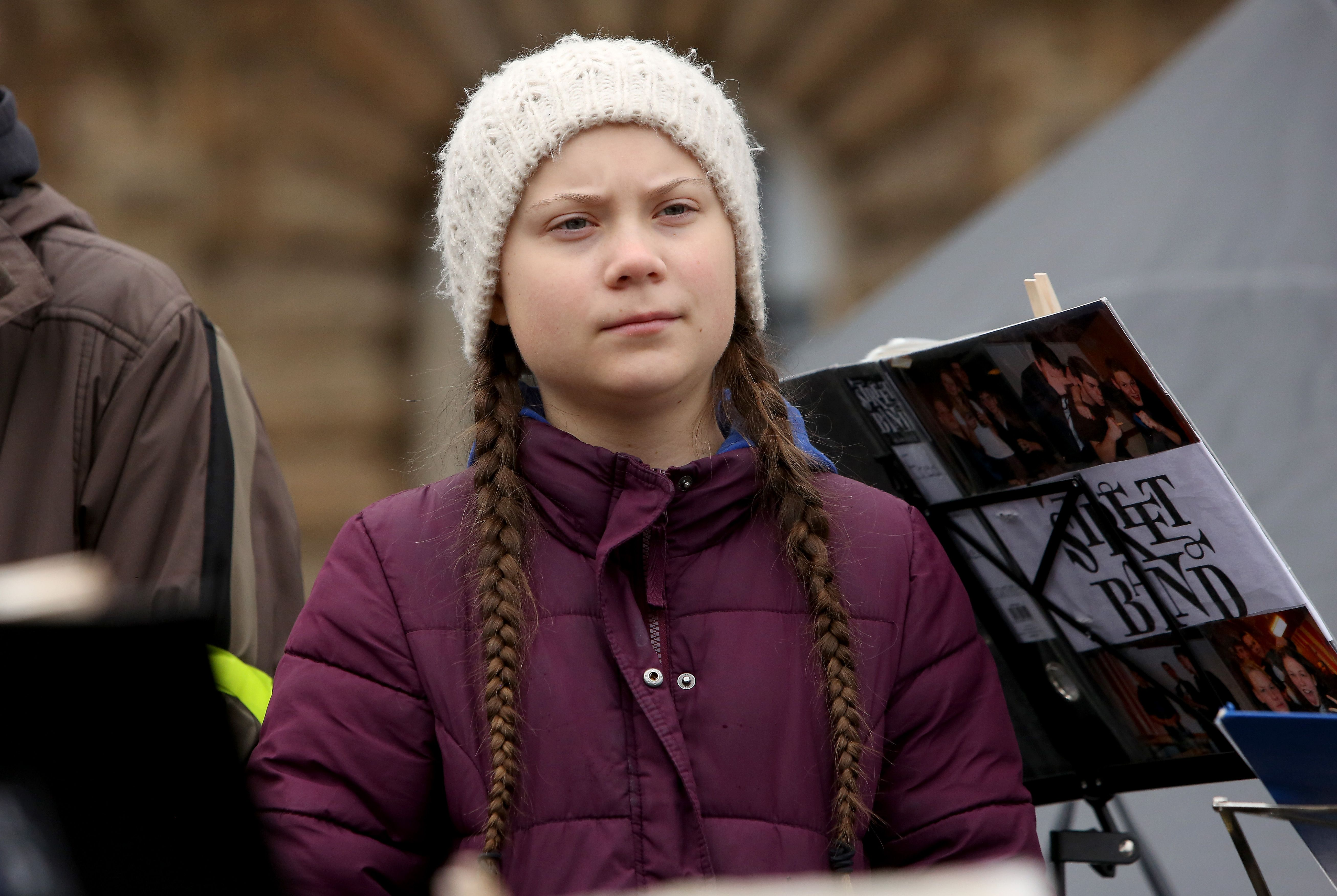 Greta Thunberg's New 'Emergency' Open Letter to World Leaders Demands Immediate Climate Action