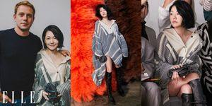 LOEWE, 小S, 小S在巴黎, 巴黎時裝週, 時尚秀,徐熙娣,2019春夏,Jonathan Anderson