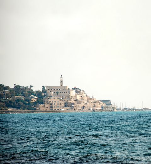 Tel Aviv Israel Jaffa Port