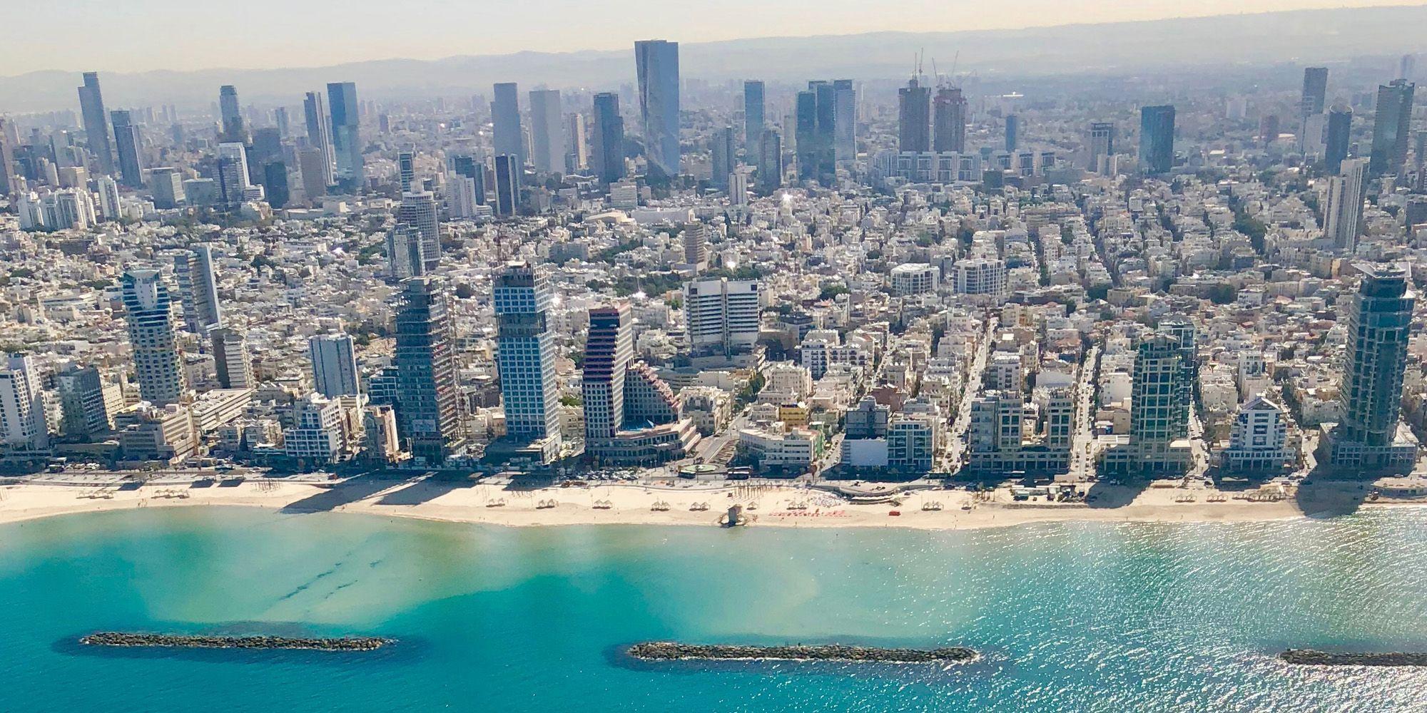 Tel Aviv, cityguide, hotspots