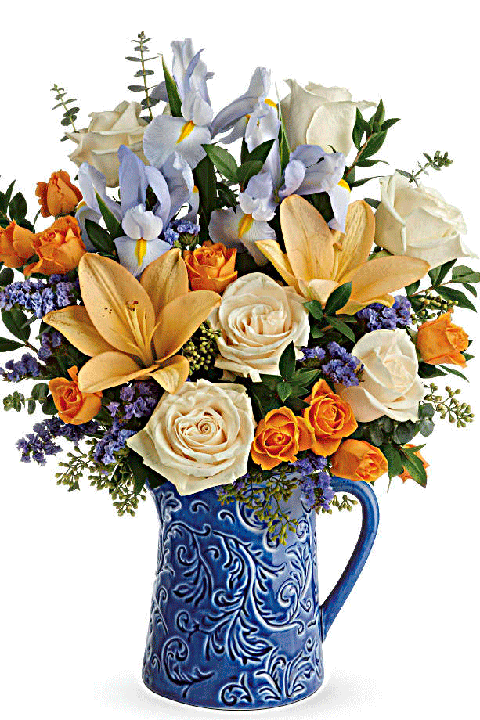Mother S Day Flowers Teleflora Spring Beauty Bouquet