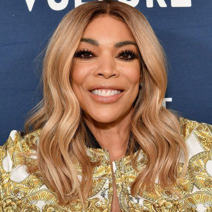 Wendy Williams Shared a Photo Showing What Lymphedema Treatment Looks Like