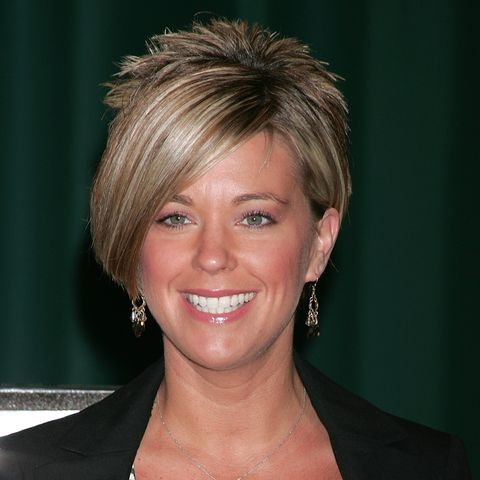 "Kate Gosselin Book Signing For ""Eight Little Faces"""
