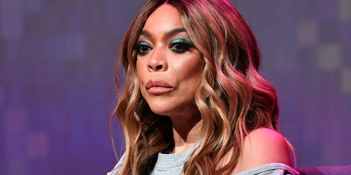 Wendy Williams Says Her Swollen Feet Are Caused By Lymphedema