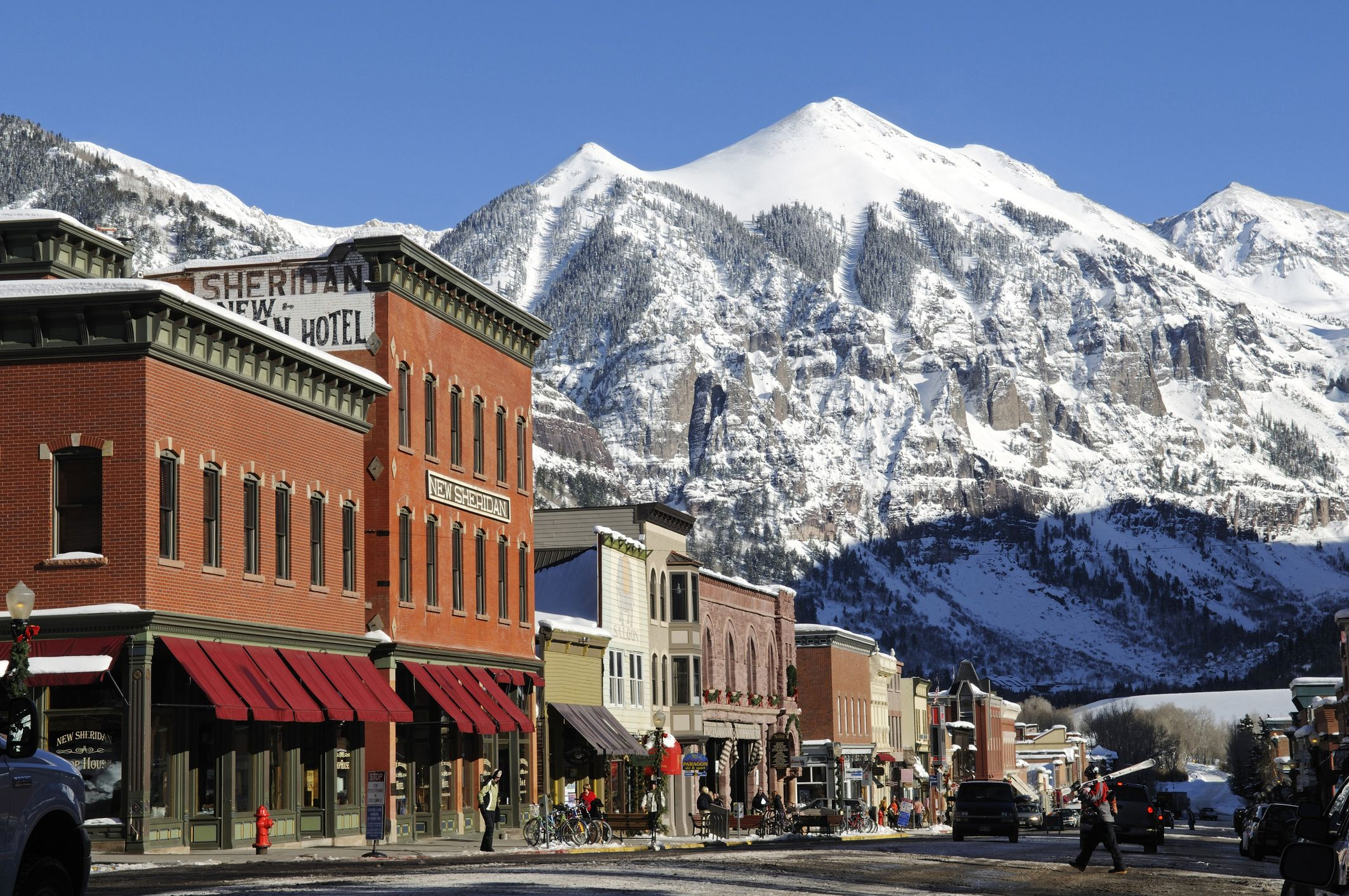 Telluride, Colorado, USA