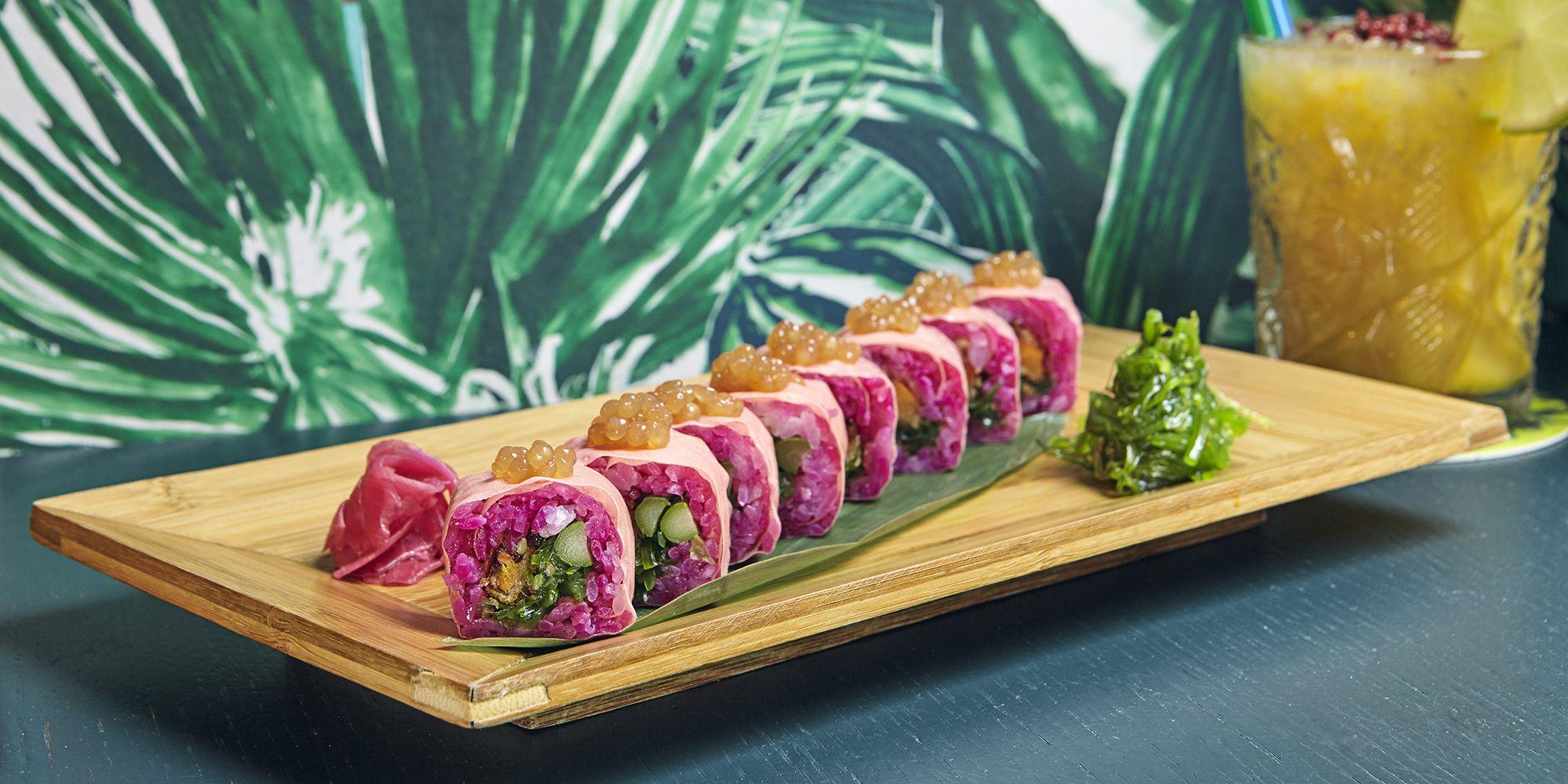 Temakinho, il ristorante che serve il sushi brasiliano