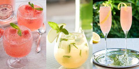 Drink, Cocktail garnish, Non-alcoholic beverage, Food, Alcoholic beverage, Cocktail, Paloma, Mojito, Limeade, Lemonade,