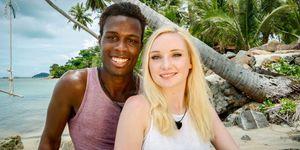 Temptation Island Roger en Laura