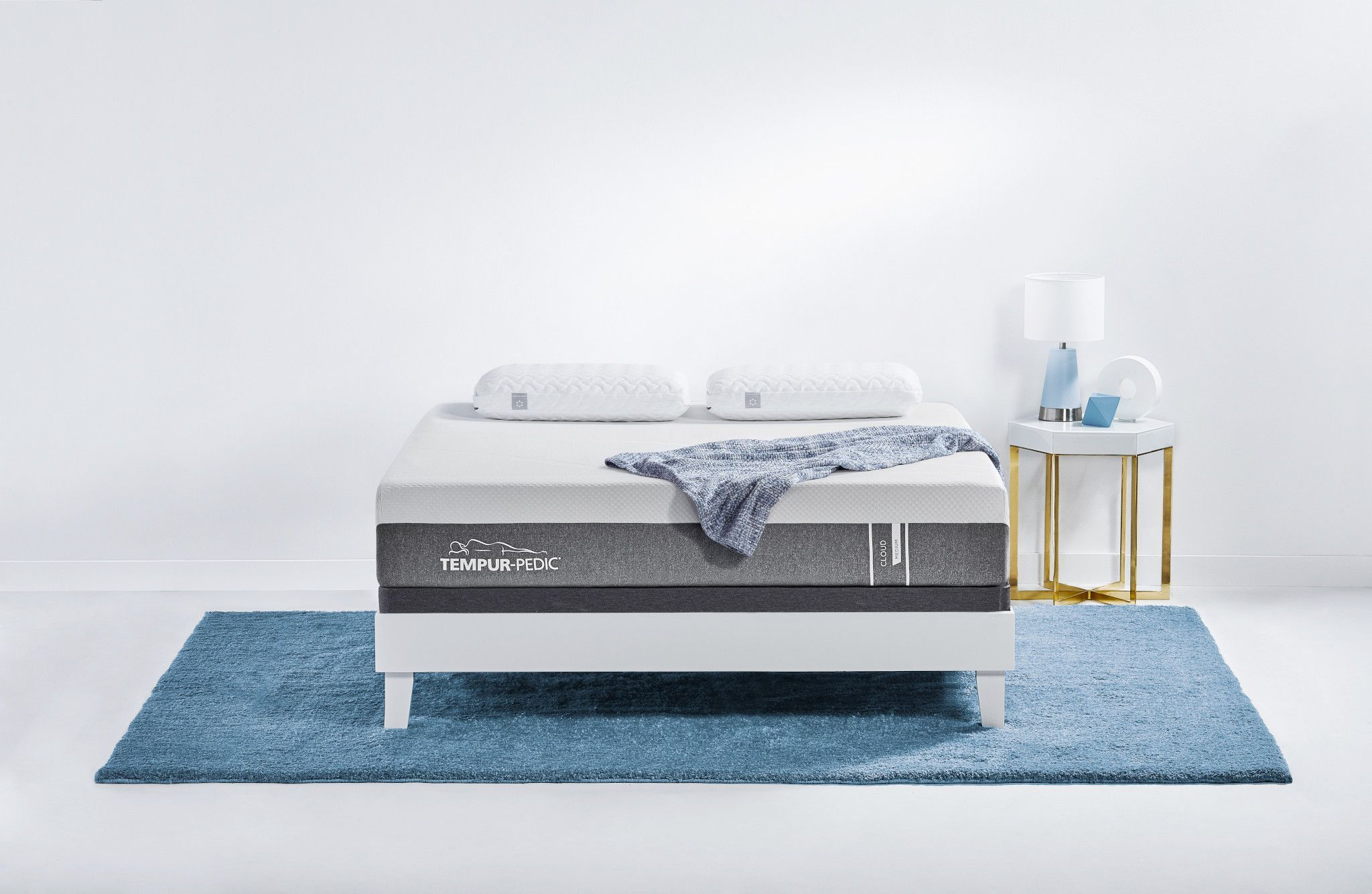 Picture of: Tempur Pedic Releases First Bed In A Bag Mattress Tempur Cloud